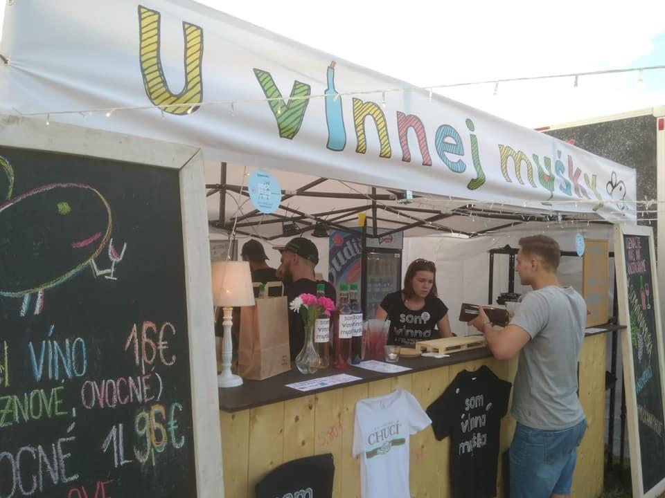 Vináreň U vínnej mušky