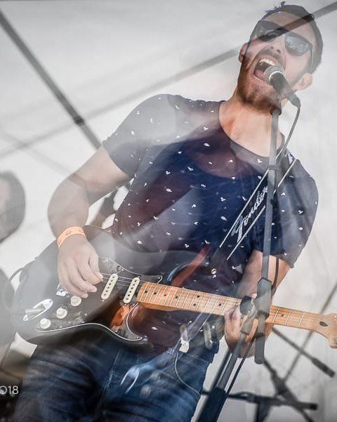 Kapela The Wet Floor na Víne pod hviezdami 2019