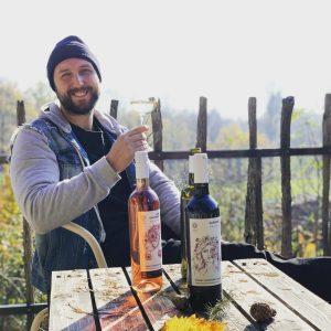 Víno pod hviezdami Farebné vinárstvo