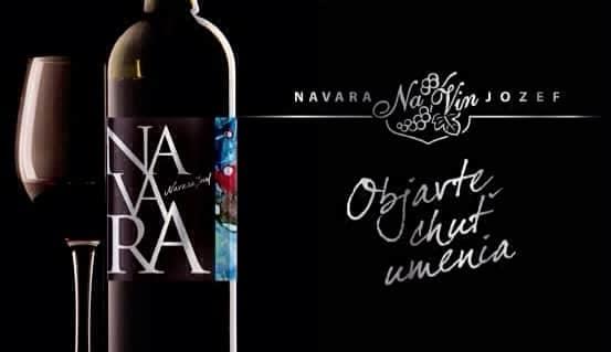 Vinárstvo Navara logo