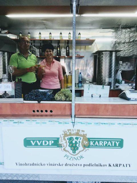 Vinárstvo VVDP Karpaty